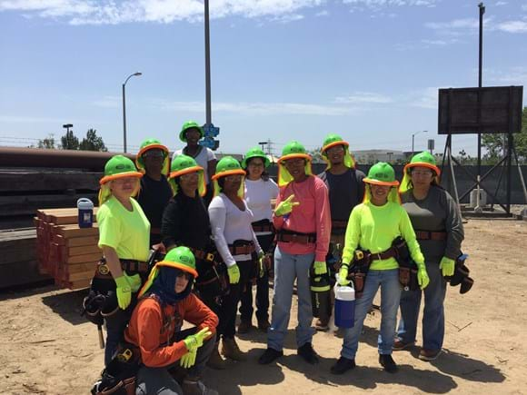 Bridging Outstanding Opportunities with Tradeswomen Skills (B.O.O.T.S.)